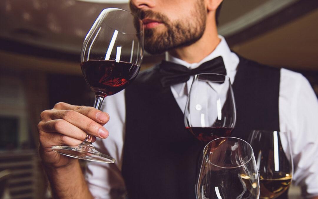 Características del vino: Los aromas
